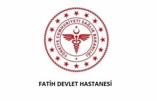 Fatih Devlet Hastanesi