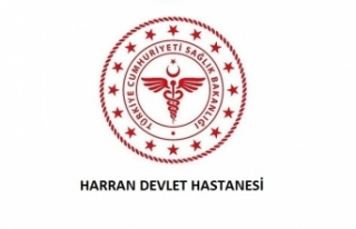 Harran Devlet Hastanesi