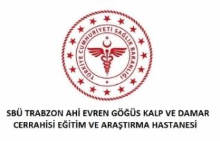 Trabzon Ahi Evren Göğüs Kalp ve Damar Cerrahisi...