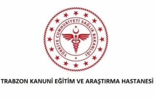 Trabzon Kanuni Eğitim ve Araştırma Hastanesi