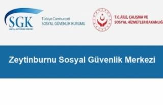 Zeytinburnu Sosyal Güvenlik Merkezi