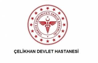 Çelikhan Devlet Hastanesi
