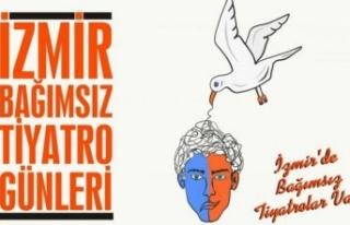 İzmir'de Tiyatro Günleri Programı Açıklandı...