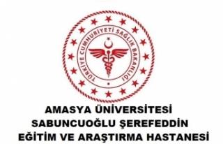Amasya Üniversitesi Sabuncuoğlu Şerefeddin Eğitim...