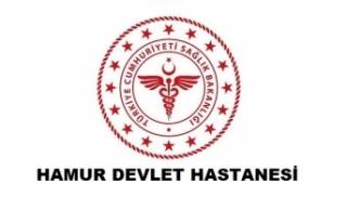 Hamur Devlet Hastanesi