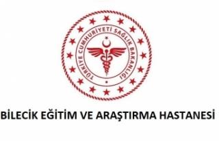 Bilecik Eğitim ve Araştırma Hastanesi