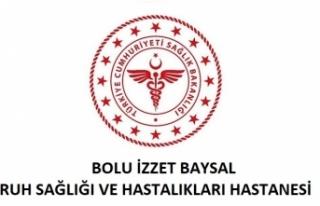 Bolu İzzet Baysal Ruh Sağlığı ve Hastalıkları...