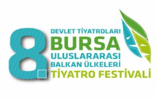 Bursa'da Uluslararası Balkan Ülkeleri Tiyatro...