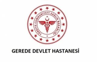 Gerede Devlet Hastanesi