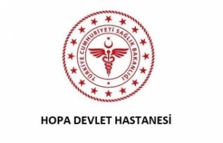 Hopa Devlet Hastanesi