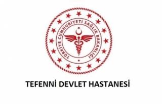Tefenni Devlet Hastanesi