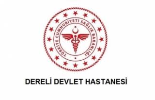 Dereli Devlet Hastanesi