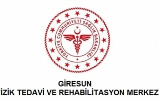 Giresun Fizik Tedavi ve Rehabilitasyon Merkezi