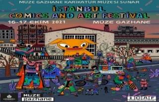 İstanbul Comics and Art Festival