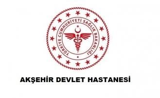 Akşehir Devlet Hastanesi