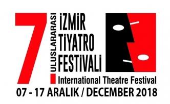 7. Uluslararası İzmir Tiyatro Festivali, 7 Aralık'ta başlıyor