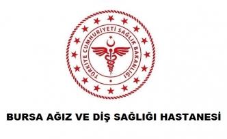 Bursa Ağız ve Diş Sağlığı Hastanesi