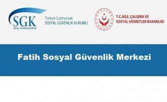 Fatih Sosyal Güvenlik Merkezi