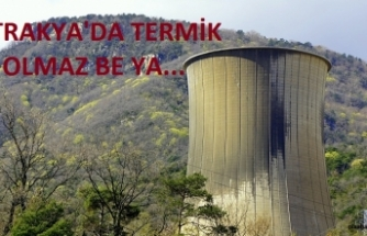 Çerkezköy Termik Santrali Projesi İptal Edildi