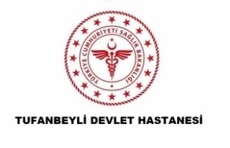 Tufanbeyli Devlet Hastanesi