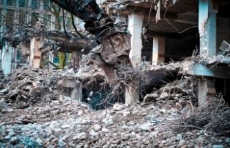 Türkiye'de Kendi Kendine Çöken Binalar Tarihi