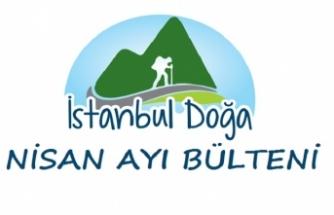 İstanbul Doğa Nisan Ayı Bülteni