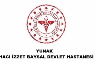 Yunak Hacı İzzet Baysal Devlet Hastanesi