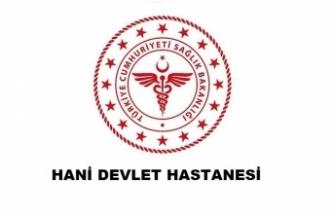 Hani Devlet Hastanesi