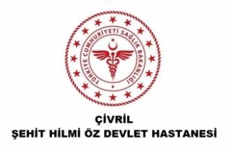 Çivril Şehit Hilmi Öz Devlet Hastanesi