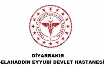 Diyarbakır Selahattin Eyyübi Devlet Hastanesi