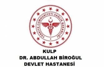 Kulp Dr. Abdullah Biroğul Devlet Hastanesi