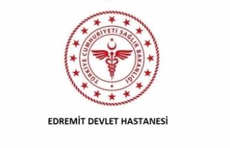 Edremit Devlet Hastanesi