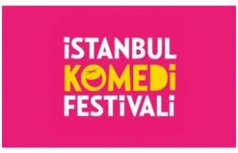 İstanbul Komedi Festivali başladı