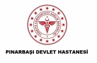 Pınarbaşı Devlet Hastanesi