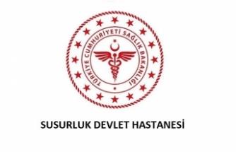 Susurluk Devlet Hastanesi