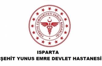 Isparta Şehit Yunus Emre Devlet Hastanesi