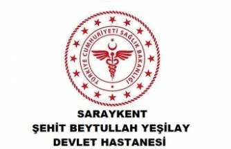 Saraykent Devlet Hastanesi