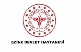 Ezine Devlet Hastanesi