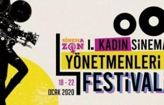 Sinemazon 1. Kadın Sinema Yönetmenleri Festivali başlıyor.