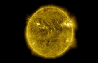 Nasa'dan 10 yıllık Güneş Time Lapse'i