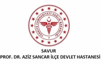 Savur Prof. Dr. Aziz Sancar Devlet Hastanesi