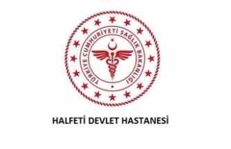 Halfeti Devlet Hastanesi