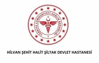 Hilvan Şehit Halit Şiltak Devlet Hastanesi