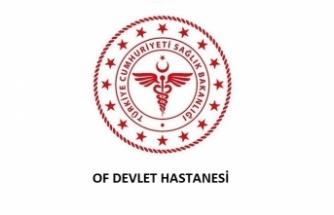 Of Devlet Hastanesi