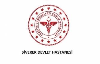 Siverek Devlet Hastanesi