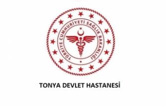 Tonya Devlet Hastanesi