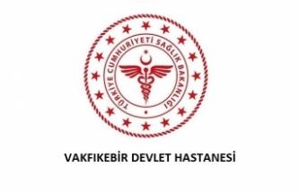 Vakfıkebir Devlet Hastanesi