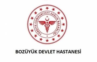 Bozüyük Devlet Hastanesi