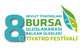 Bursa'da Uluslararası Balkan Ülkeleri Tiyatro Festivali