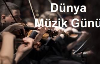 Dünya Müzik Günü İstanbul'da da Kutlanıyor